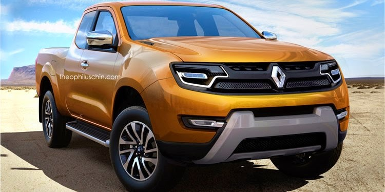 Renault Pikap Sınıfına Giriyor - Sekiz Silindir