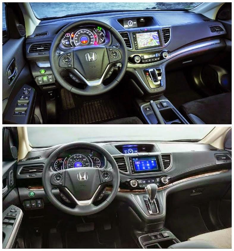 2015 Honda Crv Kokpit Cockpit Sekiz Silindir