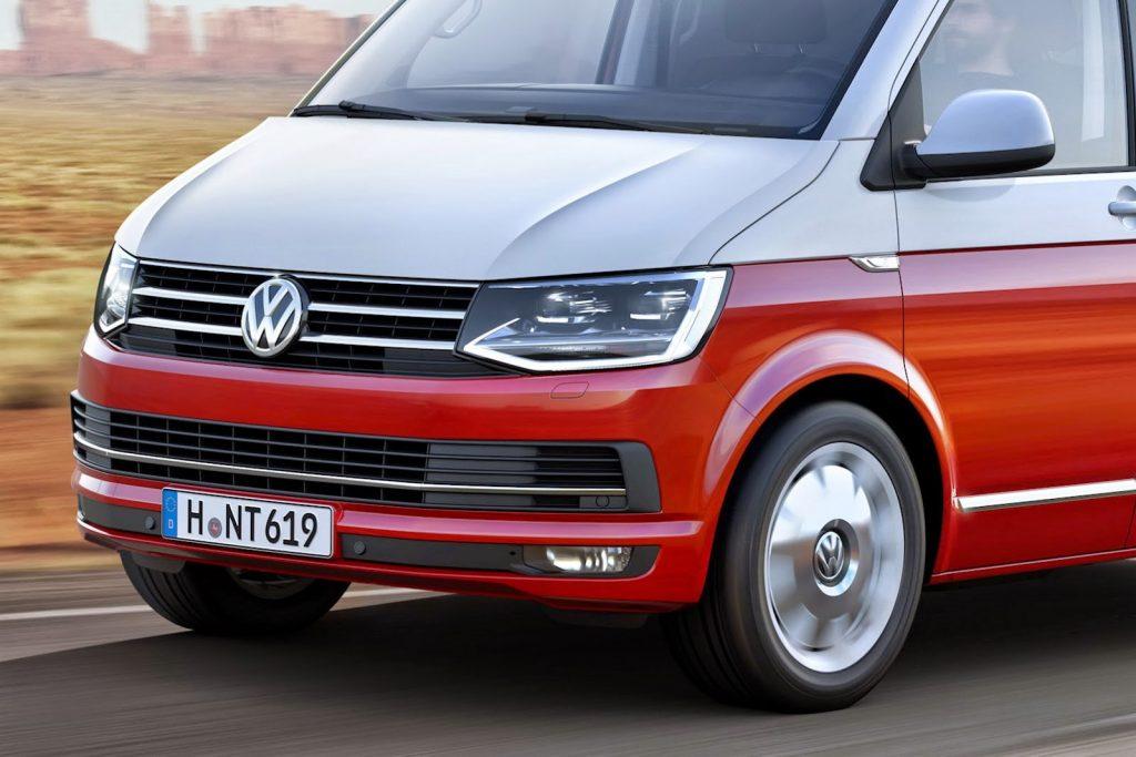 Karşınızda Yeni VW Transporter - Sekiz Silindir