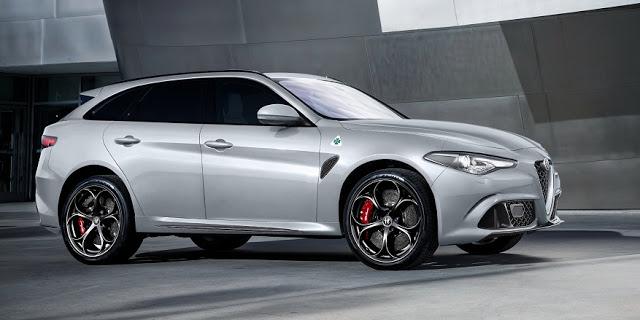 Alfa Romeo Stelvio nasıl bir SUV olabilir? Fiyatı ne olur ...