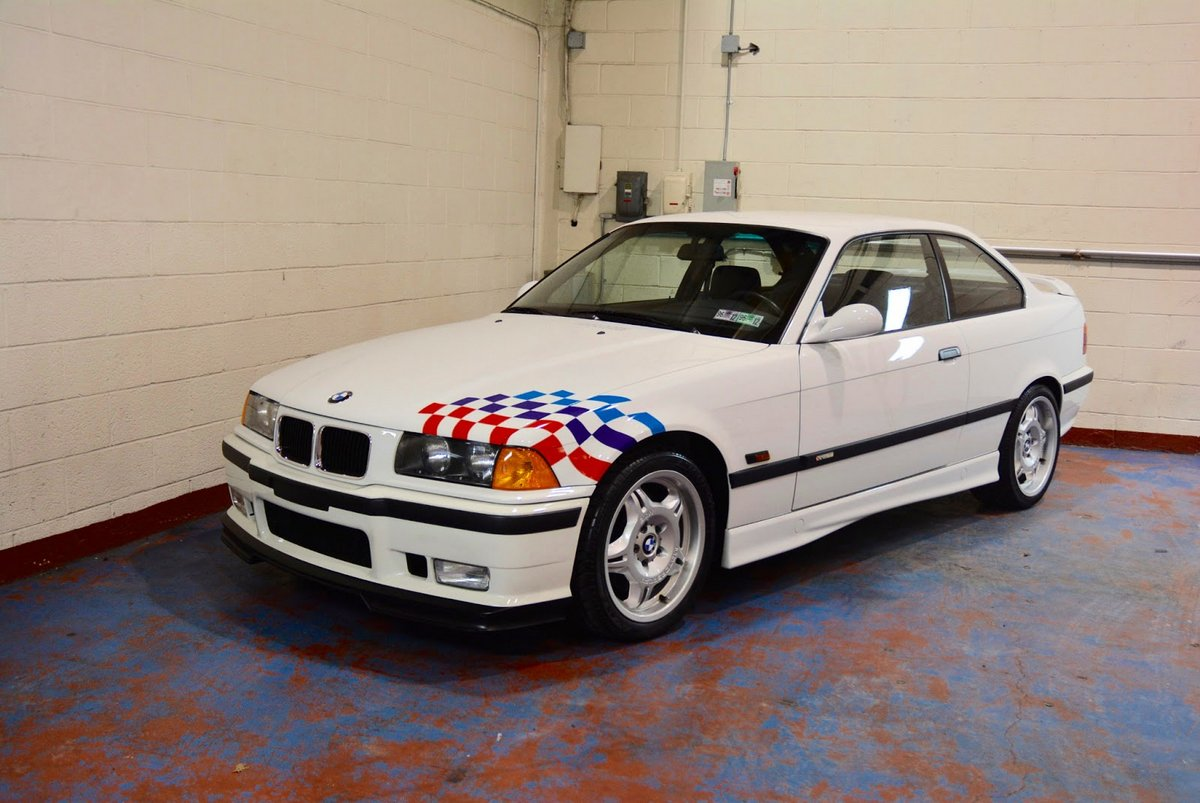 bmw e36 m3 lightweight