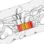 karşıt pistonlu motor achates