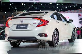 Yeni Honda Civic Turbo Fiyat 5 Sekiz Silindir