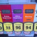 benzinde oktan sayısı