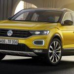 VW t-roc fiyatı