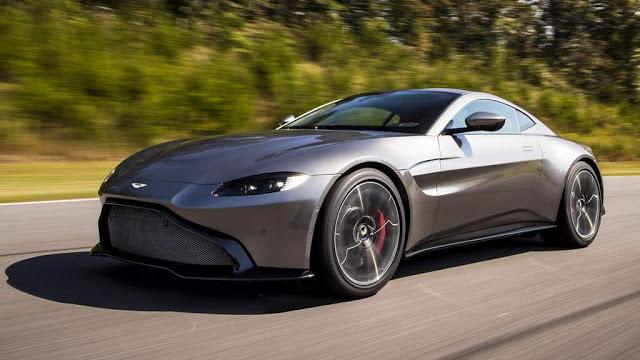 New Aston Martin >> Yeni Aston Martin Vantage Tanitildi Sekiz Silindir