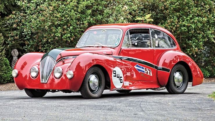 en yüksek hız rekorları 1947-Healey-elliot