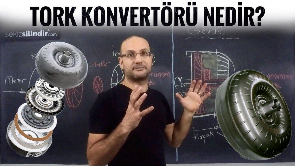 tork konvertörü nedir? Nasıl çalışır?