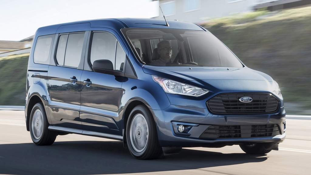 makyajlı ford tourneo connect