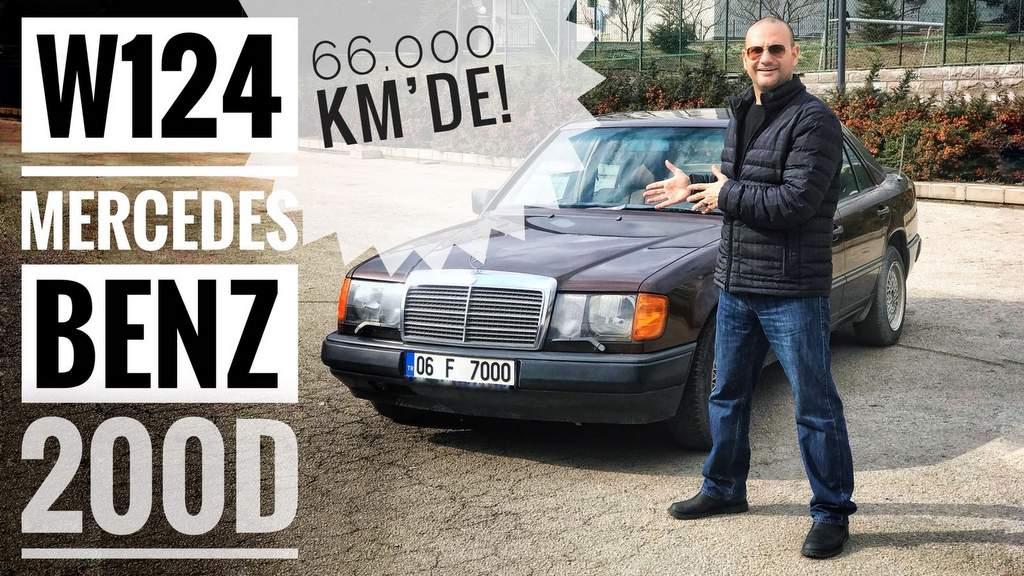 mercedes 200d w124