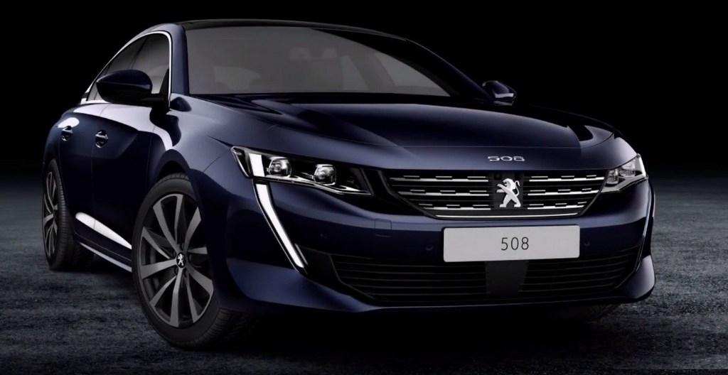 Yeni Peugeot 508 2019 Sekiz Silindir