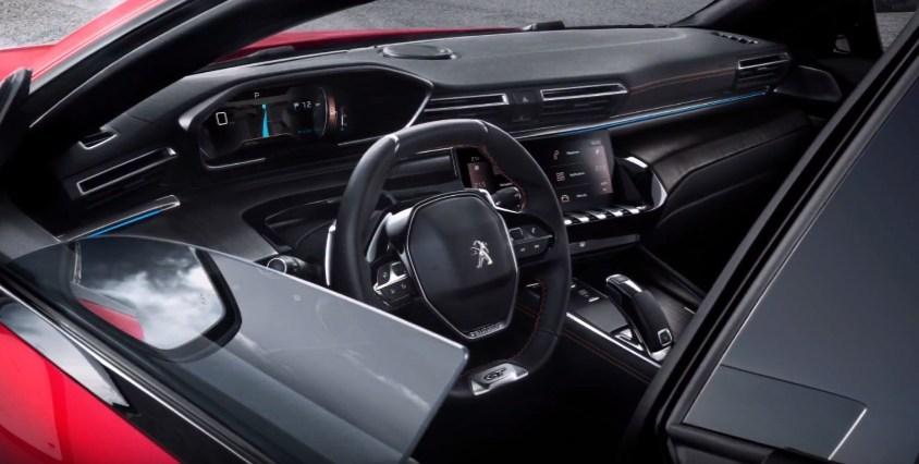 Yeni Peugeot 508 2019 011 Sekiz Silindir