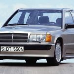 mercedes 190e 2.3 16 cosworth