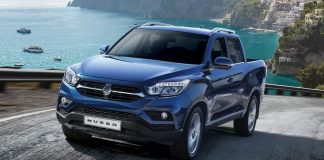 ssangyong musso 2019