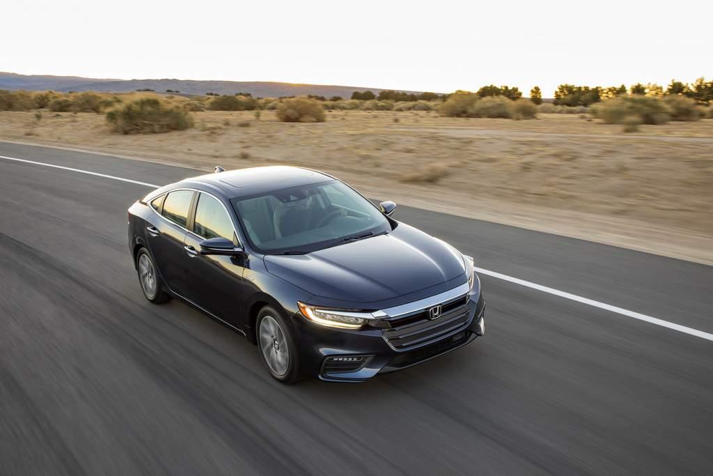 Yeni Honda Insight Fotoğrafları