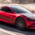 Tesla Roadster alana Model 3 Bedava