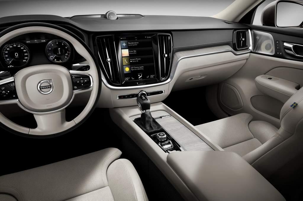 Yeni Volvo S60 2019 014 Sekiz Silindir
