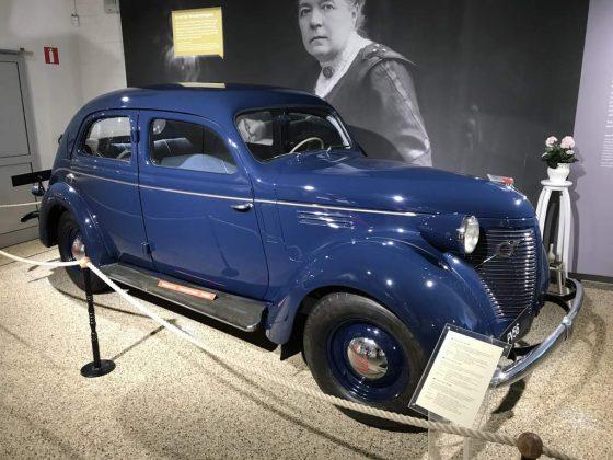 1938 Volvo PV56