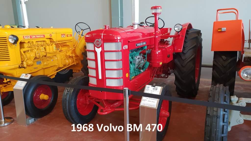 volvo bm traktör