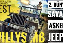 willys mb test video