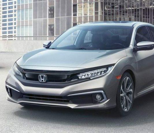 Honda Civic makyaj