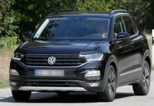 vw t-cross kamuflajsız