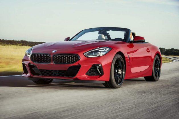 Yeni BMW Z4 Fotoğrafları