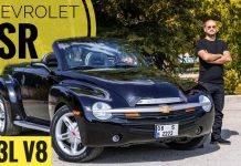 chevrolet ssr video test