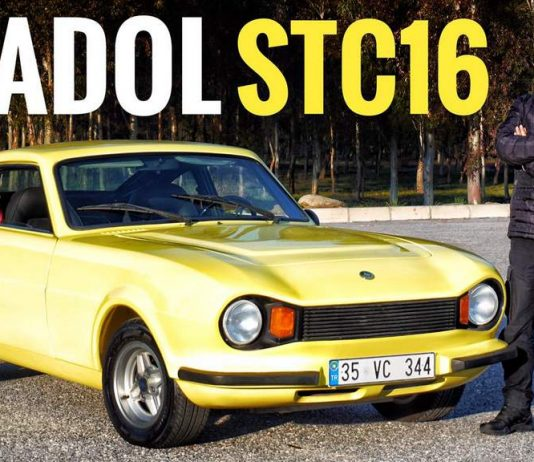 anadol stc 16