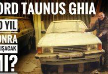ford taunus ghia tc3 alman