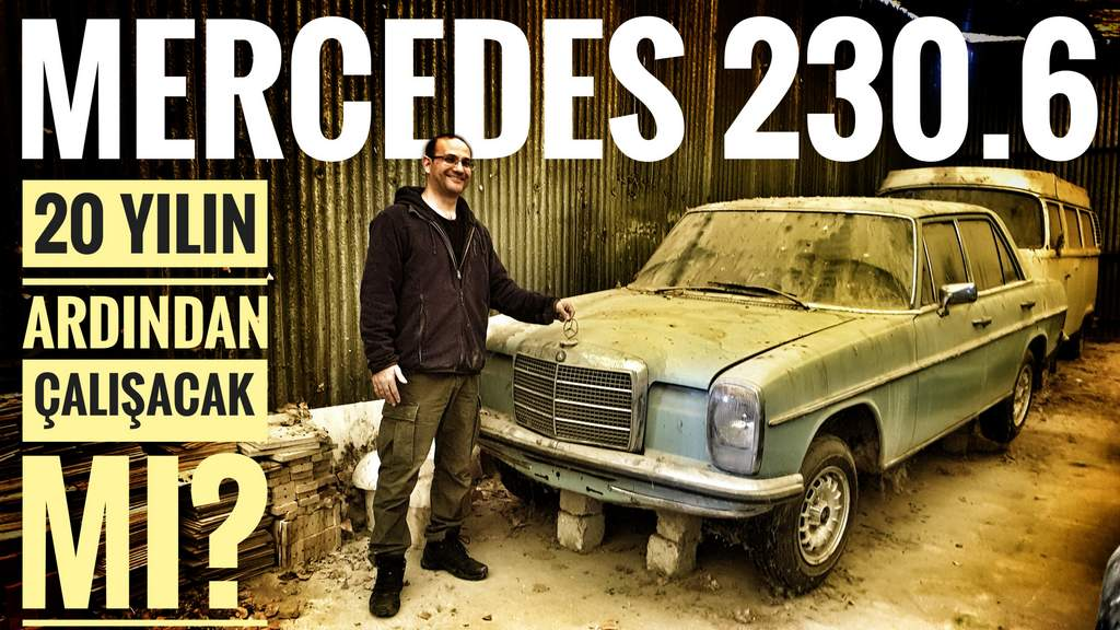 mercedes 230 .6 w114 w115