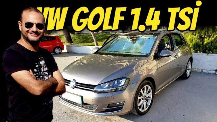 VW golf mk7 1.4tsi