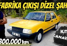 dizel şahin taksi