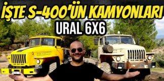 s400 ural 6x6