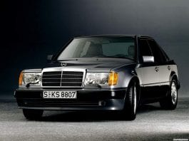 mercedes 500e w124
