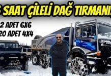 defender 4x4 magirus 6x6 kar snow offroad