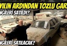 2 yıl sonra Tozlu Garaj