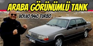 volvo 940 turbo 1993