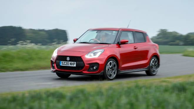 Yeni Suzuki Swift Sport
