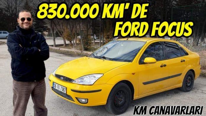 Ford Focus Taksi Çıkması