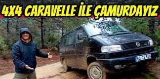 vw caravelle syncro t4