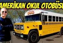 GMC Bluebird amerikan okul otobüsü school bus