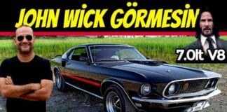 1969 ford mustang mach 1 428 john wick