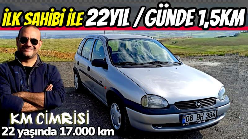 1998 Opel corsa b swing