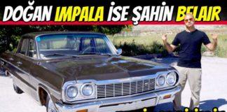 64 chevrolet belair impala