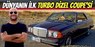 mercedes w123 300cd turbo diesel